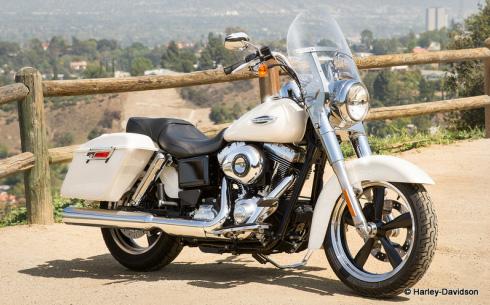 Harley-Davidson unveils 2014 models