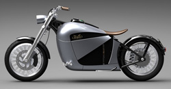 OPHIRO, the electric motorcycle