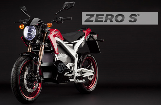ZERO S, The Electric street Motorcycle