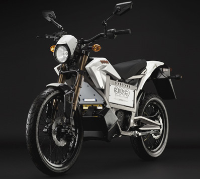 ZERO XU, The Electric Street Motorcycle, For 2011